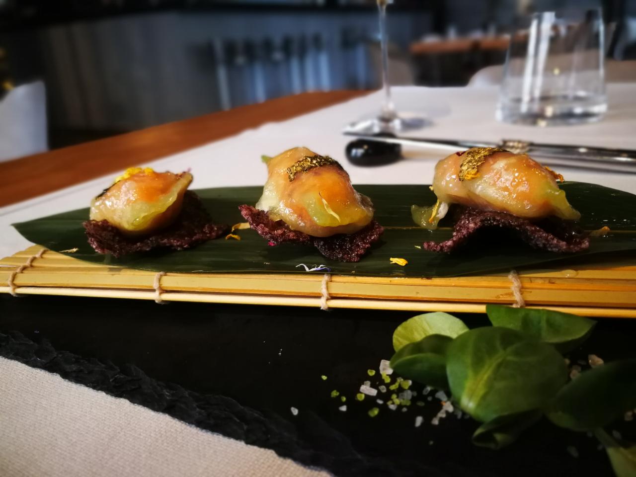 Mu di sum: alta cucina cantonese: ravioli eccezionali un luogo