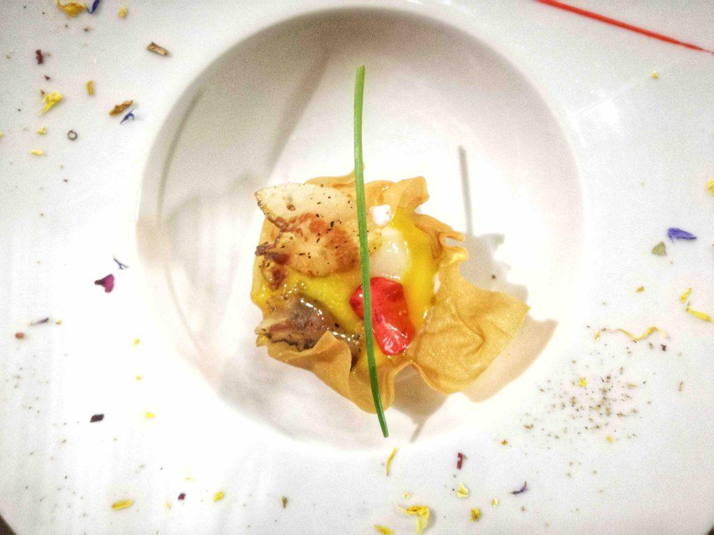 Azoto il primo ristorante di cucina molecolare a torino