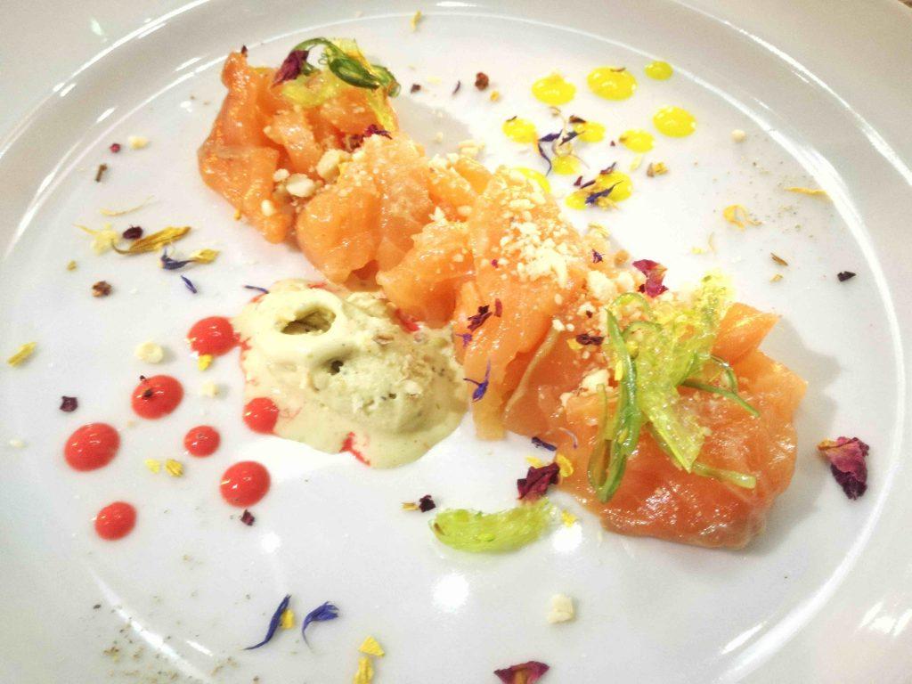 Azoto: il primo ristorante di cucina molecolare a torino!