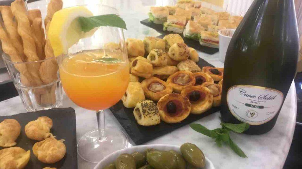 aperitivo salato pasticceria Orsucci